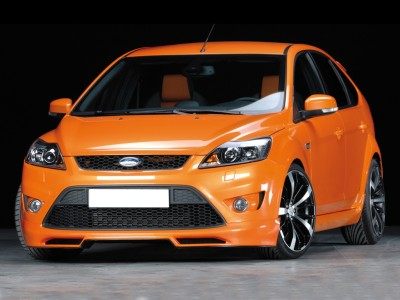 Ford Focus 2 ST Redo Front Bumper Extension