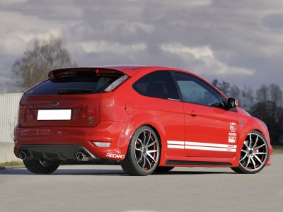 Ford Focus 2 ST Vector2 Rear Bumper Extension