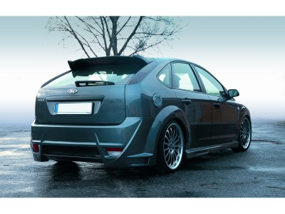 Ford Focus 2 Trophy Heckstossstange