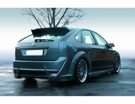 Ford Focus 2 Trophy Side Skirts