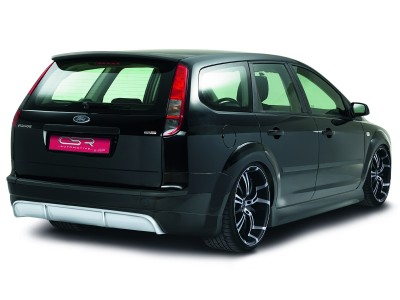 Ford Focus 2 Turnier NewLine Rear Bumper Extension