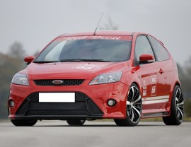 Ford Focus 2 Vector Front Bumper