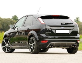 Ford Focus 2 Vector Rear Bumper Extension