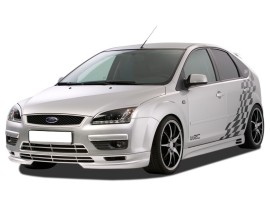 Ford Focus 2 W-Line Front Bumper Extension