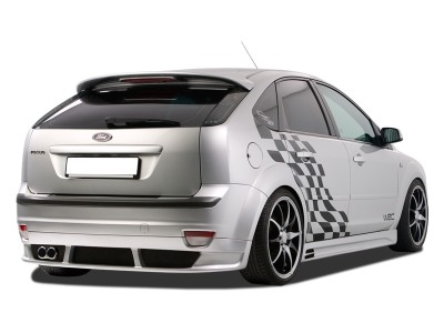 Ford Focus 2 W-Line Rear Bumper Extension