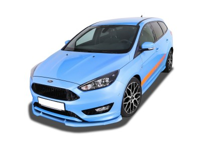 Ford Focus 3 Facelift VX Front Bumper Extension
