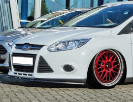Ford Focus 3 Intenso Front Bumper Extension
