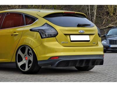 Ford Focus 3 Intenso Heckansatz