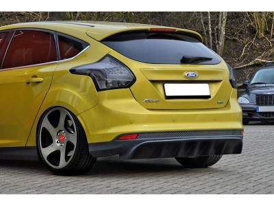 Ford Focus 3 Intenso Rear Bumper Extension