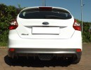 Ford Focus 3 Lynx Rear Bumper Extension