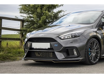 Ford Focus 3 RS Aeris Front Bumper Extension
