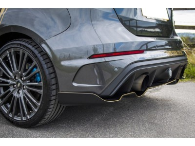Ford Focus 3 RS Aeris Rear Bumper Extension