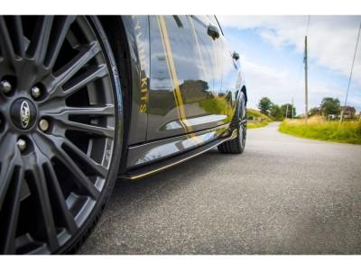 Ford Focus 3 RS Aeris Seitenschwellern