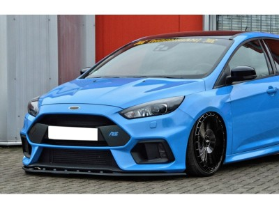 Ford Focus 3 RS Ivy Front Bumper Extension