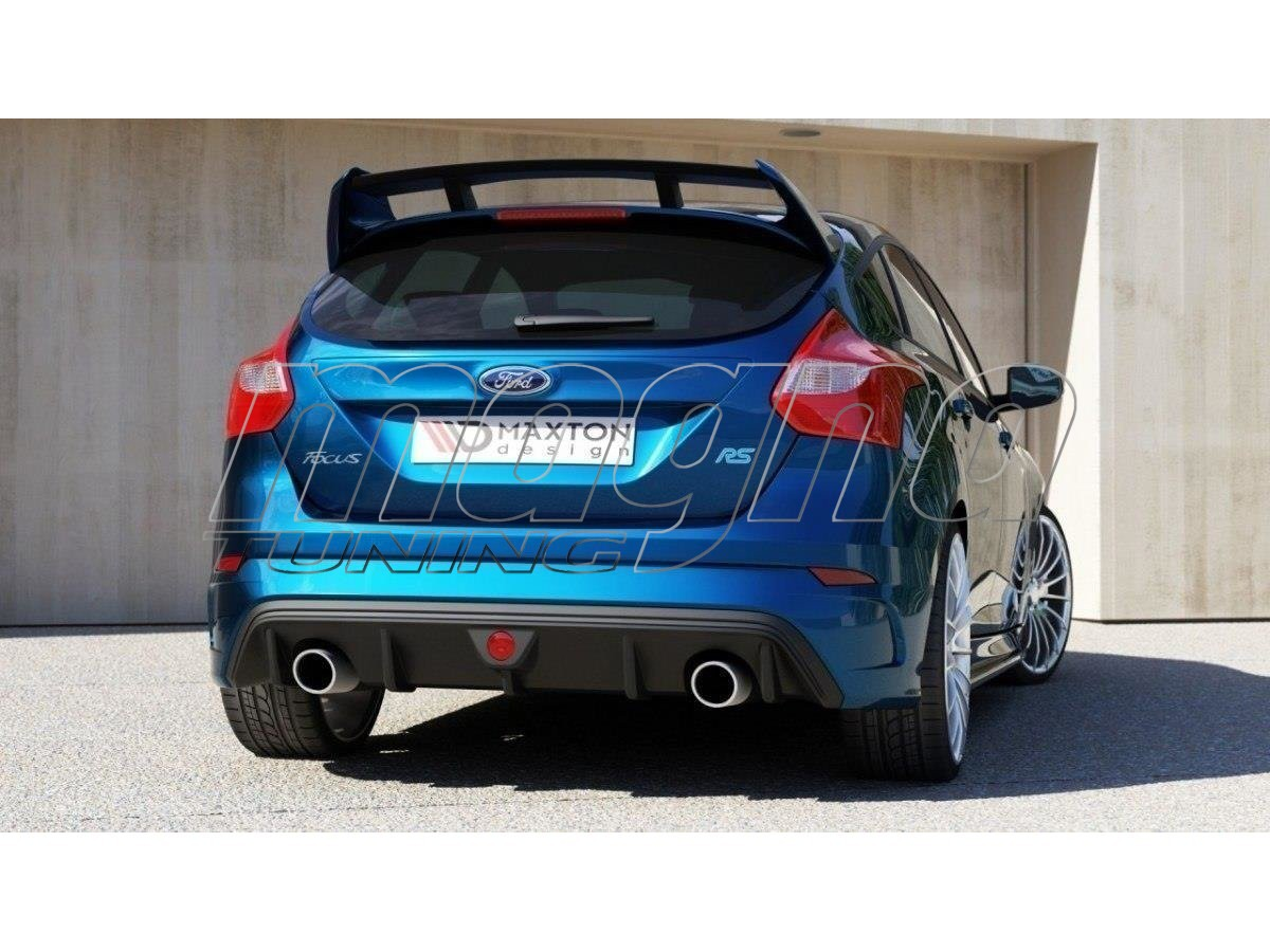 Ford Focus St >> Ford Focus 3 RS-Look Rear Bumper