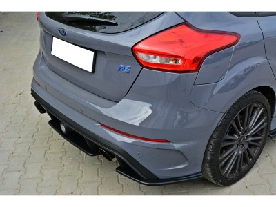 Ford Focus 3 RS Master Rear Bumper Extension