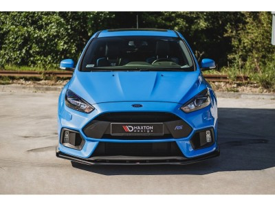 Ford Focus 3 RS Monor Front Bumper Extension