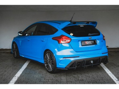 Ford Focus 3 RS Monor Rear Bumper Extension