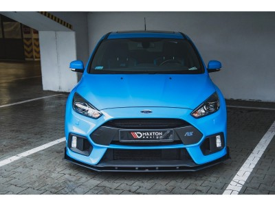 Ford Focus 3 RS Monor2 Front Bumper Extension