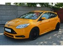 Ford Focus 3 ST C-Line Front Bumper Extension