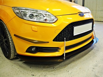 Ford Focus 3 ST DTM Front Bumper Extension