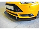 Ford Focus 3 ST DTM2 Front Bumper Extension