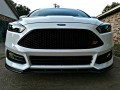 Ford Focus 3 ST Facelift M2 Front Bumper Extension