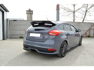 Ford Focus 3 ST Facelift MX Heckansatze