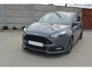 Ford Focus 3 ST Facelift NX Elso Lokharito Toldat