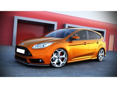 Ford Focus 3 ST MX Elso Lokharito Toldat