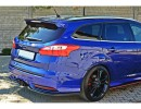 Ford Focus 3 ST ModX Rear Bumper Extensions