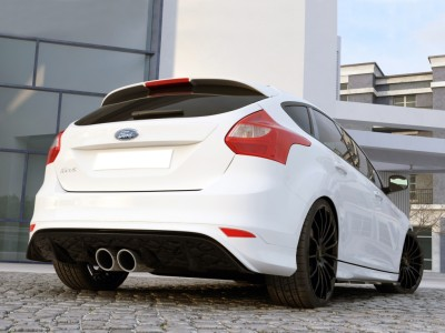 Ford Focus 3 ST R-Look Rear Bumper Extension
