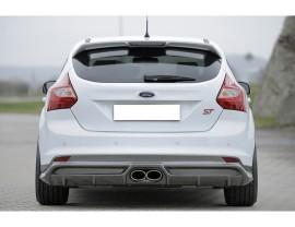 Ford Focus 3 ST Vortex-C Rear Bumper Extension