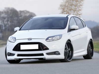 Ford Focus 3 ST Vortex Front Bumper Extension