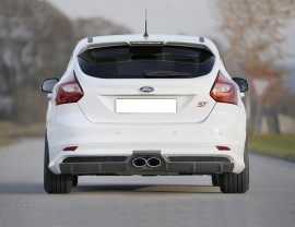 Ford Focus 3 ST Vortex Rear Bumper Extension