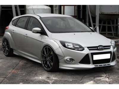 Ford Focus 3 Sonic Wide Body Kit