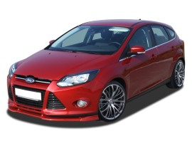 Ford Focus 3 Verus-X Front Bumper Extension