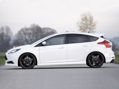 Ford Focus 3 Vortex Side Skirts