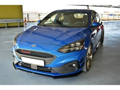 Ford Focus 4 MX Front Bumper Extension