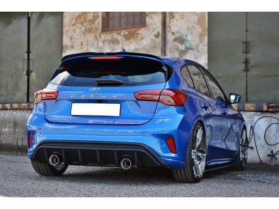 Ford Focus 4 MX Rear Bumper Extension