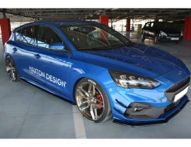Ford Focus 4 MX Side Skirt Extensions