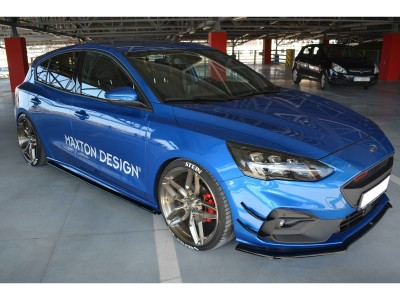 Ford Focus 4 MX Side Skirts