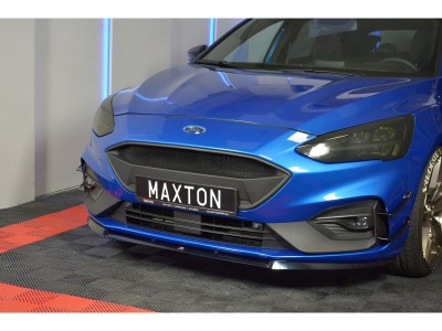 Ford Focus 4 MX2 Front Bumper Extension
