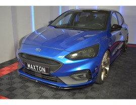 Ford Focus 4 MX3 Front Bumper Extension
