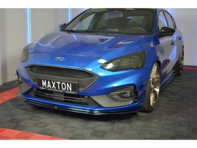 Ford Focus 4 MX4 Front Bumper Extension
