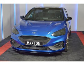 Ford Focus 4 MX6 Front Bumper Extension