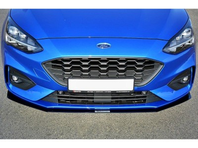 Ford Focus 4 Racer Front Bumper Extension