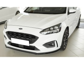 Ford Focus 4 Razor Front Bumper Extension