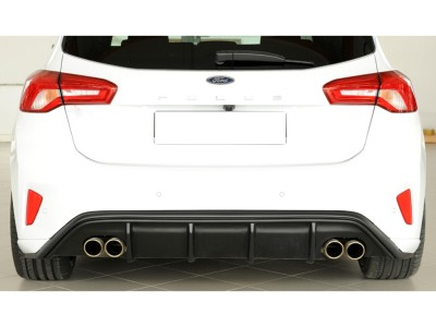 Ford Focus 4 Razor Rear Bumper Extension