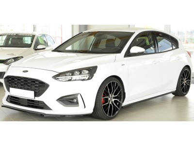 Ford Focus 4 Razor Side Skirt Extensions